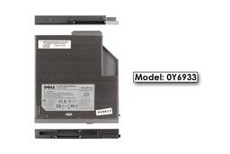 Dell laptophoz gyári új Floppy meghajtó USB kábellel 0Y6933