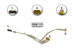 Dell Latitude 2100 laptophoz gyári új LCD kábel (0D811P)