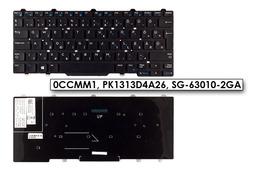 Dell Latitude 3340, 3350 gyári új magyar fekete laptop billentyűzet (0CCMM1)