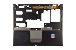 Dell Latitude D410 laptophoz használt felső fedél touchpaddal és bekapcsoló panellel (0R6489)