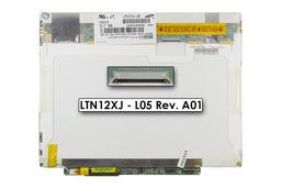 Dell Latitude D410 laptophoz Samsung LTN121XJ-L05 12.1 inches használt LCD kijelző
