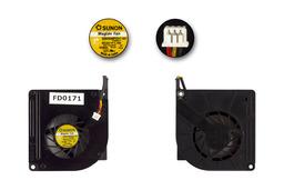 Dell Latitude D500, D505, D600, D610 használt hűtő ventilátor (GB0506PGV1)