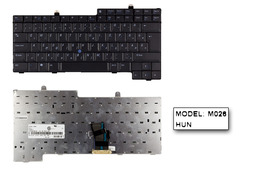 Dell Latitude D500, D600 gyári új magyar laptop billentyűzet (01M741)