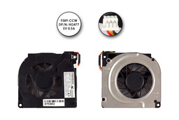 Dell Latitude D520, D530 laptophoz használt hűtő ventilátor (HG477)