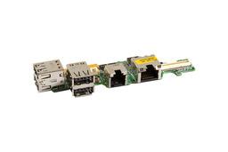 Dell Latitude D520, D530 laptophoz használt USB/LAN/modem panel (32DM5IB0008)