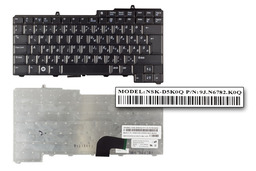 Dell Latitude D520, D530 magyar notebook billentyűzet 0MF920