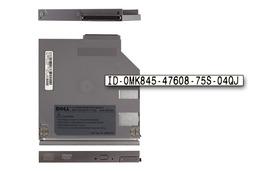 Dell Latitude D520, D531, D620, D630, D820, D830 laptophoz használt CD író, DVD olvasó combo (0MK845)