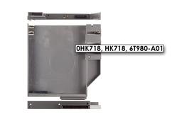 Dell Latitude D520, D620, D630 laptophoz használt optikai meghajtó beépítőkeret (HK718)