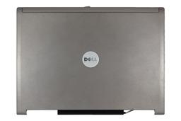 Dell Latitude D830 laptophoz használt LCD hátlap WiFi, Bluetooth antennával (15,4)(0GM977)