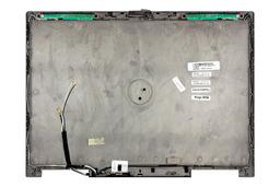 Dell Latitude D830 laptophoz használt LCD hátlap WiFi, Bluetooth antennával (15,4
