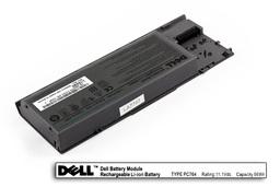 Dell Latitude D620, D630, D631 használt 100%-os 6 cellás laptop akku/akkumulátor (PC764)