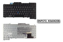 Dell Latitude D620, D630 használt francia, magyarított laptop billentyűzet (0NP572)