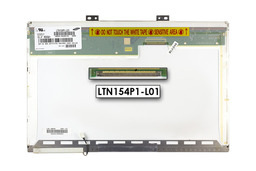 Dell Latitude D800 használt kijelző, LTN154P1-L01, WSXGA+ 1680x1050