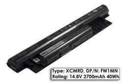 Dell Inspiron 3521, 5521 gyári új 40Wh laptop akkumulátor, TYPE XCMRD, FW1MN