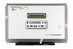 Gyári új matt 13.3'' (1280x800) LED laptop Slim kijelző (csatlakozó: 40 pin - jobb speciális)