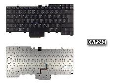 Dell Latitude E5400, E6400, E6410 használt német laptop billentyűzet 0WP242