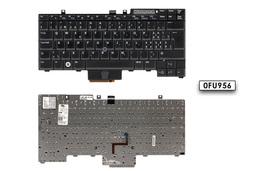 Dell Latitude E6510 fekete svájci laptop billentyűzet