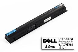 Dell Latitude E6230, E6330 gyári új 3 cellás laptop akku/akkumulátor (TYPE 7FF1K, DPN 0R8R6F)