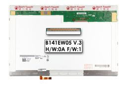 Dell Latitude E6400 (B141EW05 V.3, H/W:0A F/W:1) használt WXGA 1280x800 matt laptop kijelző