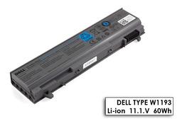 Dell Latitude E6410 laptop akkumulátor, gyári új, 6 cellás (4840-5100mAh)
