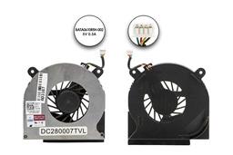 Dell Latitude E6400, E6410, E6500, E6510 használt laptop hűtő ventilátor (DP/n: 4H1RR, 04H1RR)