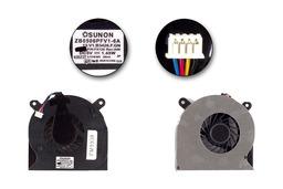 Dell Latitude E6400, E6410, E6500, E6510 laptop hűtő ventilátor, DP/N FX128, ZB0506PFV1-6A