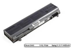 Dell Latitude E6400, E6410, E6500 helyettesítő új 6 cellás laptop akku/akkumulátor (PT434)