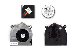 Dell Latitude E6400, Precision M2400 gyári új laptop hűtő ventilátor DP/N: FX128, UDQFRZH08CCM