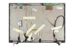 Dell Latitude E6410 laptophoz gyári új LCD kijelző hátlap zsanérokkal, WiFi antennával (0VM82H)