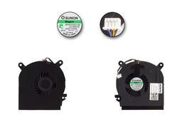 Dell Latitude E6500, Precision M4400 gyári új laptop hűtő ventilátor (DPN 0YP387)