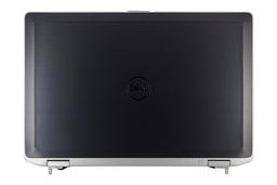 Dell Latitude E6520 gyári új LCD kijelző hátlap zsanérral (0YV679, 0VGCFJ)