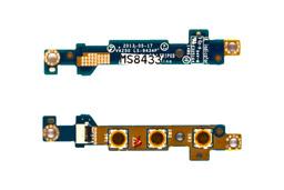 Dell Latitude E7240 laptophoz használt hangerőszabályzó média panel (LS-9434P Rev:1.0(A00))