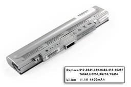 Dell Latitude X1 helyettesítő új 6 cellás laptop akku/akkumulátor (T6840)
