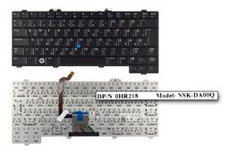 Dell Latitude XT gyári új magyar laptop billentyűzet (0HR218)