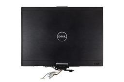 Dell Latitude XT laptophoz használt LED LCD hátlap Zsanérral, LCD kábellel, WiFi antennával, 0CR119