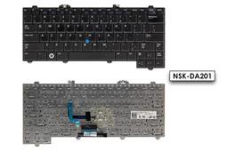 Dell Latitude XT, XT2 használt US angol laptop billentyűzet (0HR218, 0F436F)