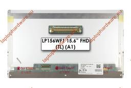 LG LP156WF1-TLA1 használt Full HD 1920x1080 LED fényes laptop kijelző