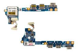 Dell Mini 1012 VGA, USB, Card Reader panel, LS-5731P, 3G9G3