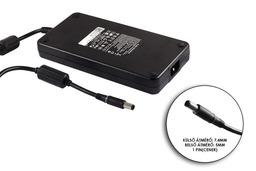 Dell PA-9E 19.5V 12.3A 240W gyári új laptop töltő (FHMD4, GA240PE1-00)