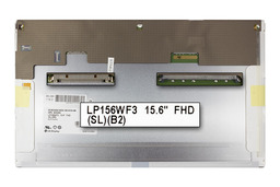 Gyári új matt 15.6'' Full HD IPS (1920x1080) LED kijelző Dell Precision M4600 laptophoz (csatlakozó: 50 pin - jobb)