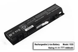 Dell Studio 1535, 1536, 1537 helyettesítő új 6 cellás laptop akku/akkumulátor (WU946)