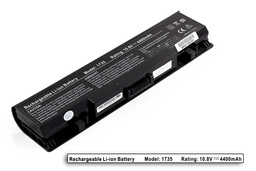 Dell Studio 1735, 1736, 1737 helyettesítő új 6 cellás laptop akku/akkumulátor (RM791)