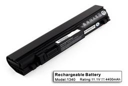 Dell Studio XPS 13, Studio XPS 1340 helyettesítő új 6 cellás laptop akku/akkumulátor (P891C)