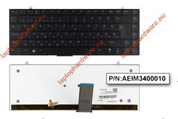 Dell Studio XPS 1340, 1640, 1645, 1647 használt magyar háttér-világításos laptop billentyűzet (0T078D)