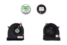 Dell Studio XPS 1640, 1645, 1647 használt hűtő ventilátor (0W520D, GB0508PGV1-A)