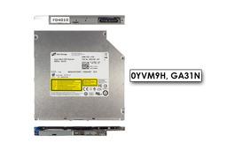 Dell Studio XPS 1640, 1645, 1647 használt Slot In SATA DVD író, 0YVM9H, GA31N