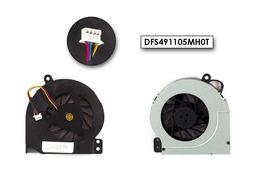 Dell Vostro 1014, 1015 gyári új laptop hűtő ventilátor (DFS491105MH0T)