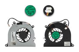 Dell Vostro 1310, 1510, 2510 használt laptop hűtő ventilátor (0R859C, AB7205HX-GC3, JAL80)
