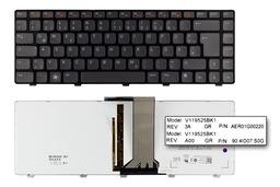 Dell Vostro 3350, 3540, 3550, 3555 használt német háttér-világításos laptop billentyűzet (0W40RK)