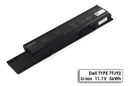 Dell Vostro 3400, 3500, 3700 gyári új 6 cellás laptop akku/akkumulátor (TYPE 7FJ92, DPN 0TXWRR)